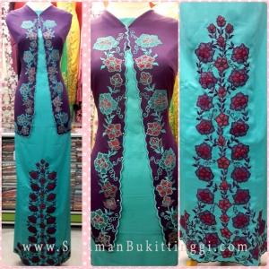 Baju Kurung 2017 300x300 - Bahan Baju Kurung dan Balero Bordir