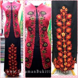 Baju bordir terbaru tanah abang 300x300 - Bahan Baju Kurung dan Balero Bordir
