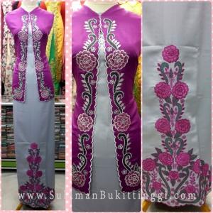 Baju kurung bordir 2017 300x300 - Bahan Baju Kurung dan Balero Bordir